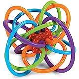 Manhattan Toy 曼哈顿玩具 温克尔摇铃和感官牙胶玩具