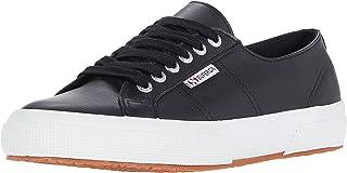 Superga 女式 2750 Naplngcotu 运动鞋 黑色