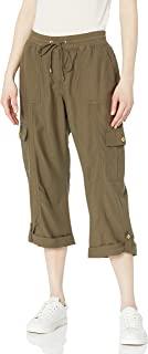 Calvin Klein 女士工装裤,带袖口 DTL