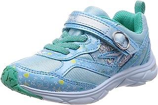 [瞬足] 運動鞋 上學用鞋 瞬足 防止扭曲 輕量 15~23cm 1E 兒童 女孩