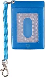 RAYMAY藤井 车票夹 清晰可见 反射车票夹 Studymate 蓝色