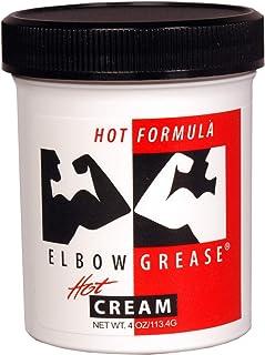 B Cumming Co Inc Elbow Grease Regular Hot-4 Ounce 1.00