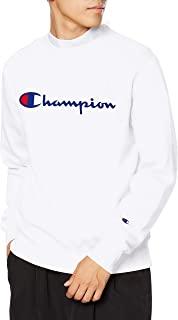 Champion 男士 运动衫 衬衫 毛圈布 草写logo图案 经典 基本款 C3-Q002