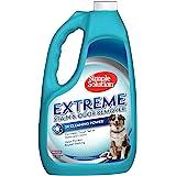 Simple Solution 极限宠物污渍和异味去除剂 | 酶清洁剂 3X 专业*清洁剂 128 oz