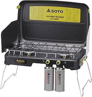 SOTO 高功率 支持双燃烧器 加热炉 ST-525