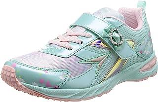Syunsoku 瞬足 运动鞋 上学用 大型鞋底软钉 轻量 15~23厘米 2.5E 童装 女孩 LEC 6110