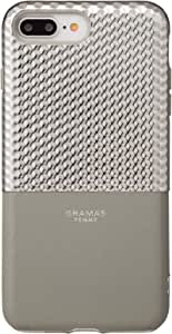 GRAMAS Femme 六角混合保护套,适用于 iPhone 8/7 PlusFLC2017PSL 银色