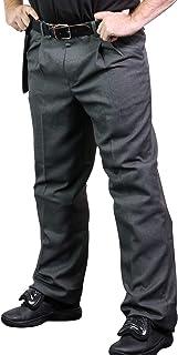 CHAMPRO The Field 涤纶棒球裤,成人,灰色,42 英寸腰围