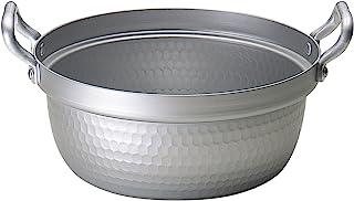 北陆铝 迷你中式蒸笼用锅 21厘米 铝合金 日本 QSI28021