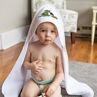 WinCraft Destination 路易斯安那州/路易斯安那全Pro 带帽婴儿毛巾 州/路易斯安那 All Pro 连帽婴儿毛巾,多色,NA