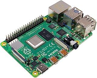 Raspberry Pi 4 型号 B 2019 四核 64 位 WiFi 蓝牙(4GB)