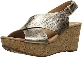 Clarks Annadel Eirwyn 女士坡跟凉鞋