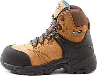 Kodiak 女士 6 Journey Ct 防水 ASTM 工业靴