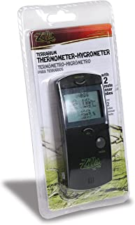Zilla Digital Thermometer Hygrometer