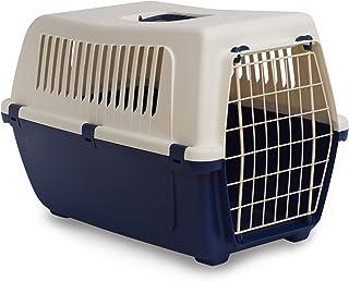 MP Bergamo 02529 Vision Classic 猫和宠物运输箱,50厘米,蓝色