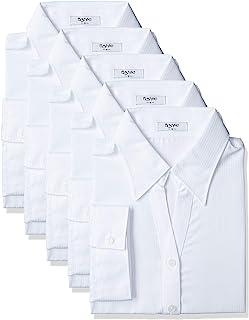 Atelier365 女士 衬衫 衬衫 5件套 办公服 制服 衬衫 商务衬衫 l1-l22-5set