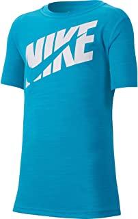 Nike 耐克 男孩 B Nk Hbr+ Perf Top Ss T 恤