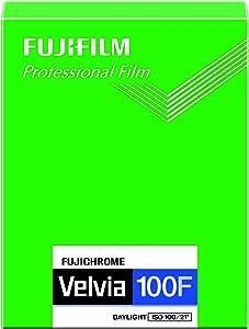 Fujifilm Fujichrome Velvia 100F,20 张 (16010320)