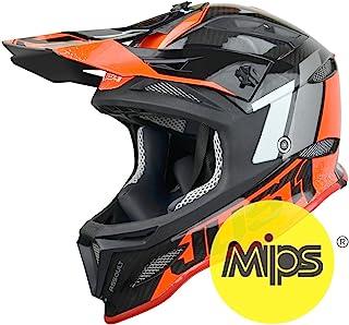 Just 1 Jdh Assault 黑色-红色+MIPS S,Downhill/MTB/Enduro 中性款 - 成人,黑色/红色,S