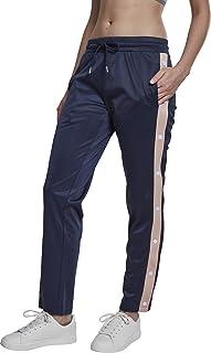 Urban Classics 女式女士纽扣运动裤运动裤