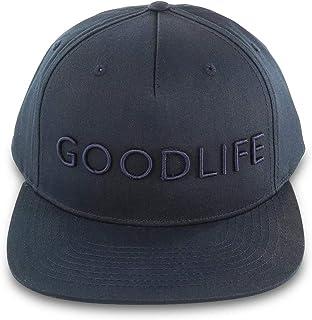 GOODLIFE 平帽檐色调标志帽子