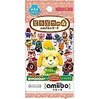 Nintendo 任天堂 集合吧!动物森友会~ amiibo卡片 第4弹(5包套装)