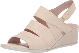 ECCO 爱步 Women's Shape 35 女士坡跟凉鞋
