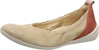 Think! 女士 Cugal_3-000207 可持续更换鞋垫 芭蕾舞鞋
