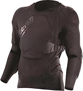 Leatt 3DF AirFit Lite Body Protector 黑色 2020 上身保护