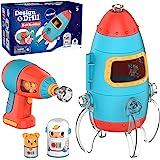 Educational Insights 设计和钻探伙伴火箭玩具