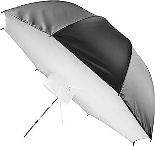 Walimex Pro 雨伞 Softbox 反射镜 109 厘米17653 109cm 109cm Umbrella