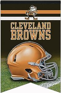 NFL Cleveland Browns 优质横幅,43.18 x 66.04cm