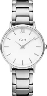 Cluse 女士指针式石英手表 不锈钢表带 CW0101203026