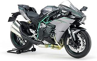 Tamiya 田宫 1/12 摩托车系列 No.136 川崎 Ninja H2 CARBON 塑料模型 14136