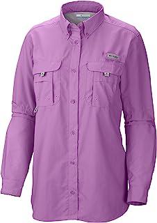 Columbia Sportswear 女士 Bahama 长袖衬衫