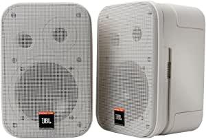 JBL 2分频小巧型音箱(一对) Control 1 PRO-WH