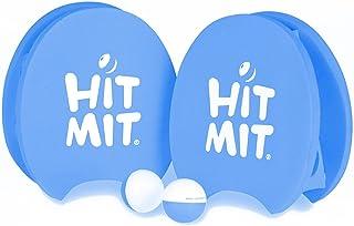 Sport Squad The Hit Mit 全天候防水球手套套装 - 2 个球、2 个球和 1 个网袋,方便携带