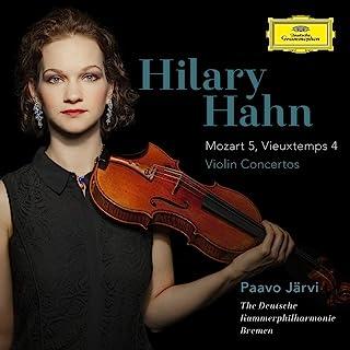 莫扎特: * 5 号小提琴协奏曲 / Vieuxtemps:* 4 号小提琴协奏曲(UHQCD/ MQA - 24 位重制)