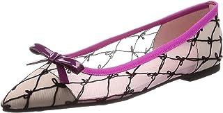 ELLA fioco(ELLA fioco) 尖头鞋 女式 47010/9100/FIOCO-SHADE/GOMA-PB