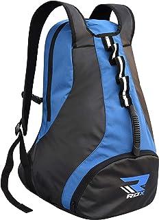 RDX 健身房装备包袋 粗帆布健身房运动背包 健身背包