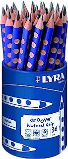 LYRA GROOVE JUMBO colouring 铅笔 IN 纸板保护套 K055lacquered 3811050
