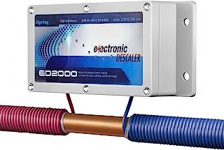iSpring ED2000 全屋电子除垢器滤水器,替代滤水器