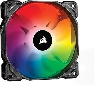 Corsair CO-9050065-WW HD 系列 HD120 120 毫米低噪音高壓可單獨編配 RGB LED 表殼 風扇CO-9050093-WW SP120 RGB PRO Single Pack