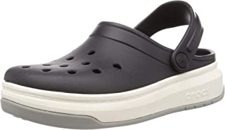 crocs 卡骆驰 Crocband Full Force 洞洞鞋