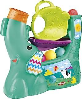 Playskool 大象波波球喷球 适合9个月及以上(青色)