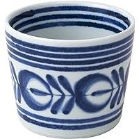 西海陶器 波佐见烧 时尚蓝 杯子 (小)5件套 12759