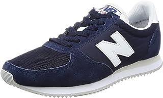 [新百伦] 胶底运动鞋 U220 男士