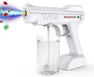 VAZILLIO *喷雾枪,手持可充电纳米蒸汽喷雾器 27 盎司无线喷雾器电动 ULV 慢跑器适用于家庭、花园、办公室、学校*