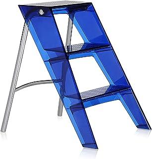 Kartell 折叠梯,钴蓝色