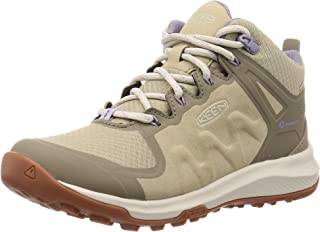 KEEN 登山鞋 EXPLORE MID WP(旧款) 女款
